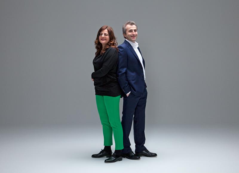 ALBERTO BASAGLIA Y NATALIA ROTA NODARI