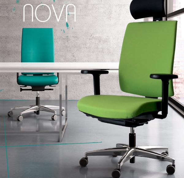 Sillas operativas / NOVA